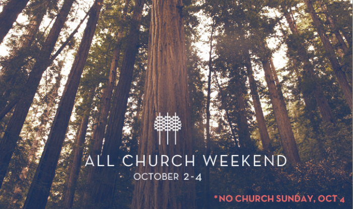All Church Weekend