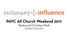 All Church Weekend 2017 Registration is Open! - Jun 1 2017