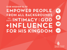 Our Mission: Empowered For His Work