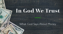 Whose Is It, Anyway?: An Introduction to Biblical Stewardship