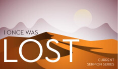 I Once Was Lost Luke 15 Sermon Series