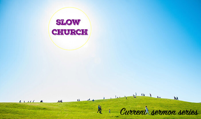 Slow Church rotator graphic