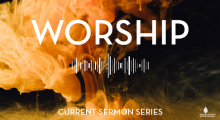 Lessons About Worship