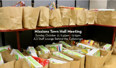Missions Town Hall