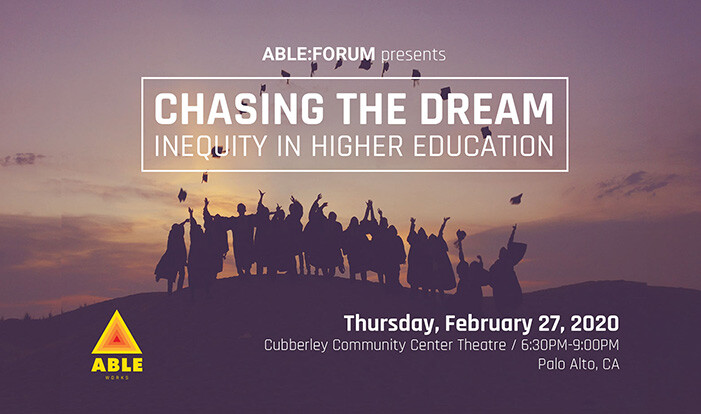 Able Works Forum - Feb 27 2020 6:30 PM