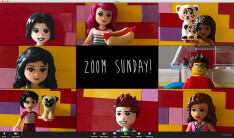 First Sundays are Zoom Sundays - 1st Sundays 10:30 AM