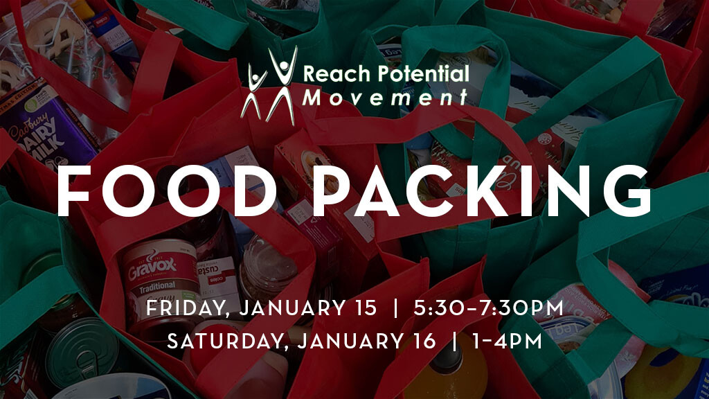 Reach Potential: Food Packing, January 15