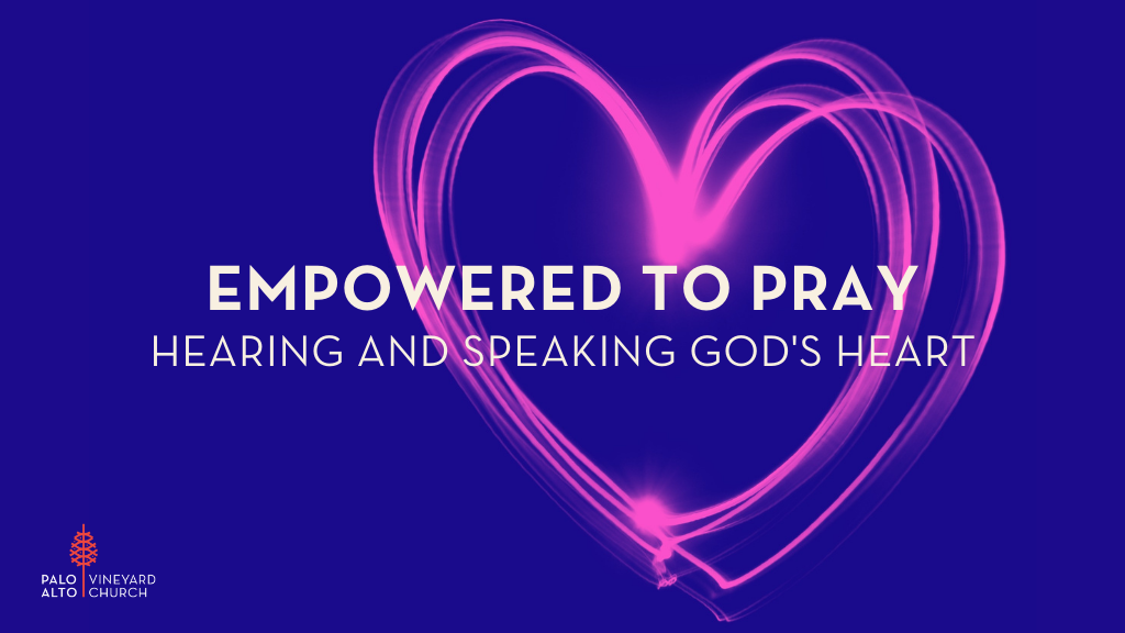 Empowered to Pray: Hearing and Speaking God's Heart